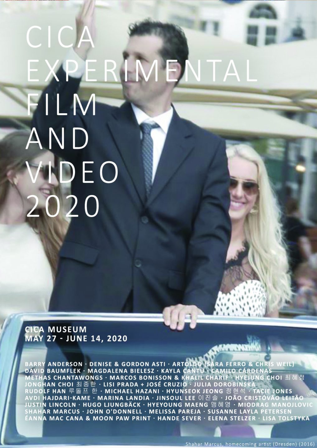 CICA Experimental Film and Video 2020